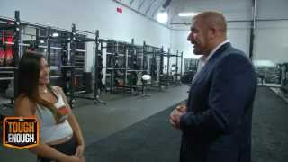 Triple H gives Gabi a reprieve - WWE #ToughEnough