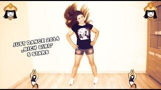 Just Dance 2014 Polska - Rich girl - 5 stars Xbox360
