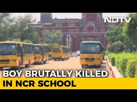 Xxx Mp4 7 Year Old Boy Found With Throat Slit In School Toilet In Gurgaon 3gp Sex