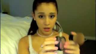 Makeup tutorial by Ariana Grande (I don't know how to do make up)