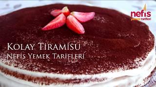 Kolay Tiramisu - Nefis Yemek Tarifleri