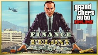 GTA 5 Online- New Finance and Felony Update- CEO Tour Most Expensive Place with all  Add-ons