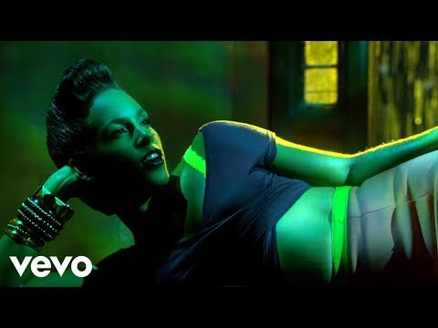 Alicia Keys Girl On Fire Inferno Version ft. Nicki Minaj
