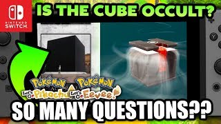 NEW Pokémon Switch Meltan Theory!? - the Occult & More in Pokemon Let