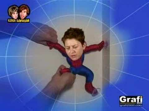 Koca Kafalar Ece Uslu Örümcek Adam