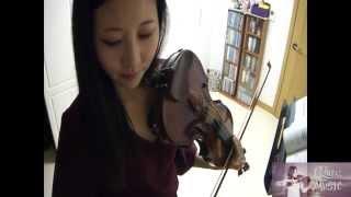 practice jazz violin / exploring jazz violin, 24p Kate Min
