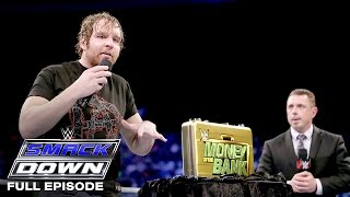 WWE SmackDown Full Episode, 26 May 2016