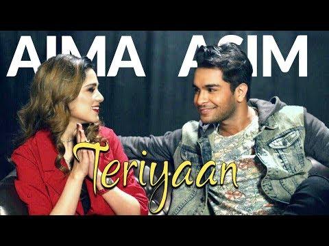 Xxx Mp4 Teriyaan Asim Azhar Aima Baig Official Music Video 3gp Sex