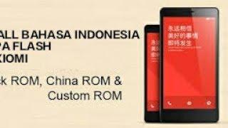 Cara install fitur bahasa indonesia dll di sistem semua smartpone android tanpa Ganti ROM