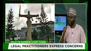 Delay in Supreme Court Cases | Legal Practitioners Express Concerns