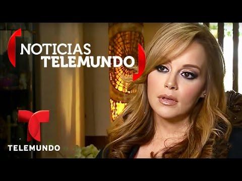 Jenni Rivera gritó tan fuerte cuando supo de la violación Exclusiva Noticias Telemundo