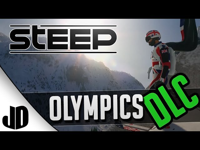 Preparing for the Steep Olympics DLC! | Steep | 1440p
