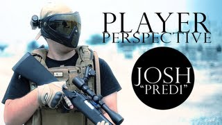 Airsoft GI - Player Perspective - Josh's Commentary on Scouts 'n Knives Game