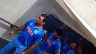 Indian and pakistan cricket team together videos funny video 2016