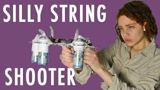 I BUILT A ROBOTIC SILLY STRING GUN