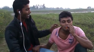 latest bangla comedy দুই ভুয়া বখাটে domfata hasir video Funny Video 2017