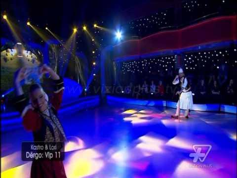 Kastro & Lori Valle nga Skrapari DWS 4 Nata e katert Show Vizion Plus