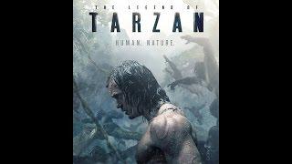 The Legend of Tarzan  Full time