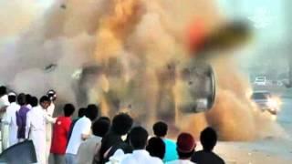 'Hagwalah', el club de los conductores árabes suicidas