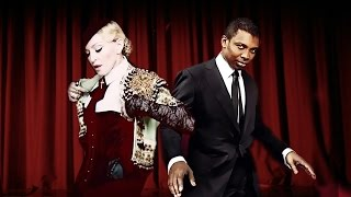 Madonna Vs Haddaway - Living For (What Is) Love  (Robin Skouteris Mashup Mix)