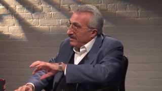 مصاحبه کامل کامبیز حسینی با عباس میلانی در برنامه پولتیک