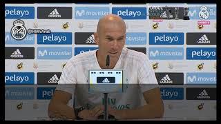 زيدان: ما يربطني مع ريال مدريد هو أكبر من الأموال والعقود