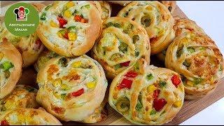 Pizza Rolls   رول پیتزا