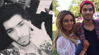 Is One Direction's Zayn Malik Already Married to Perrie Edwards?
