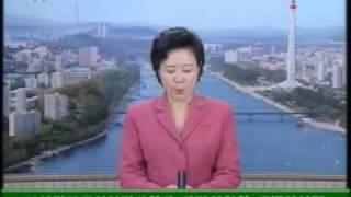 록화보도 조선민주주의인민공화국 국방위원회 대변인성명 360p