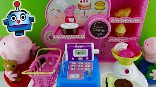 Peppa Pig Pastelería Bakery Set - Juguetes de Peppa Pig