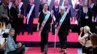 Israel Mengadakan Kontes Kecantikan untuk Korban Holokaus