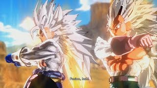Dragon Ball Xenoverse Gameplay Walkthrough SSJ5 Ultimate Fusion [Episode 1]