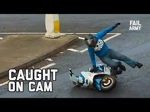 CAUGHT ON CAM Security Cameras Compilation 2021