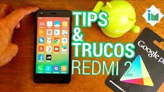 Xiaomi Redmi 2 - Tips y Trucos (Tips & Tricks)