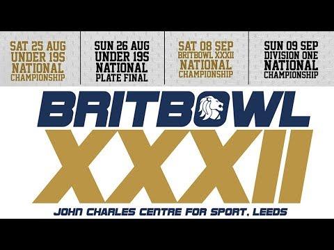 Xxx Mp4 BRITISH AMERICAN FOOTBALL BRITBOWL XXXII ADULT NATIONAL CHAMPIONSHIP 2018 3gp Sex