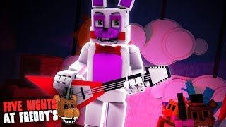 Minecraft: FIVE NIGHTS AT FREDDY'S #72 - FUNTIME BONNIE!