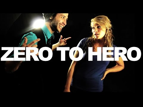 Zero to Hero Disney s Hercules Jonathan Young Cover