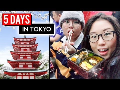 Xxx Mp4 5 DAYS IN TOKYO ♦ Japan Travel Vlog Ft Heyitsfeiii 3gp Sex