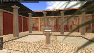 Roman Villa 3D