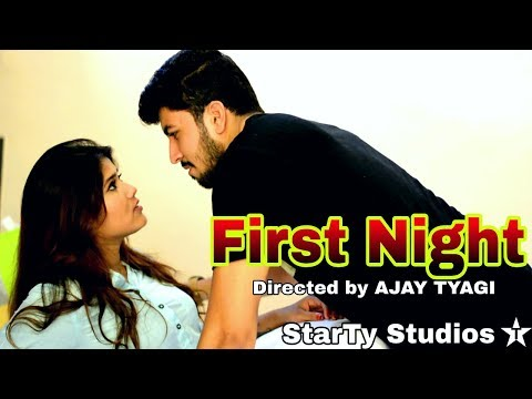 Xxx Mp4 First Night With My Girlfriend Directed By AJAY TYAGI StarTy Studios Short Film 2018 3gp Sex