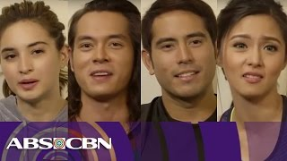 Kim, Gerald, Coleen and Jake's definiton of