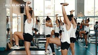 Inside A Black Ferns Sevens Gym Session