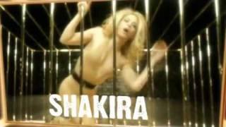 SHAKIRA - She Wolf - PUB TV