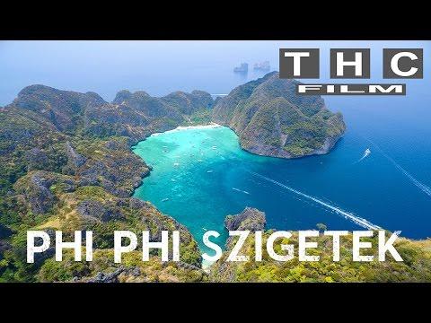 Thaiföld, ismeretterjesztő filmek: Phi Phi szigetek