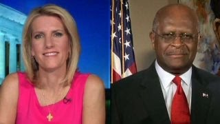 Ingraham, Cain on the divide between the media, voters