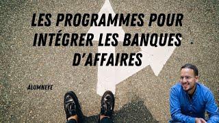 AlumnEye - Stage en Finance : Summer Internship, Offcycle, Spring, Graduate [HD]