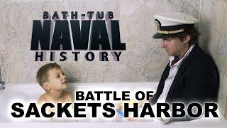 Bath Tub Naval History - Sackets Harbor