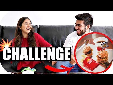 Xxx Mp4 GESCHWISTER FAQ Mini BURGER CHALLENGE Mit Meinem Bruder Sanny Kaur 3gp Sex