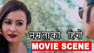 Namrata ko hero | नम्रता को हिरो  | Comedy Scene | Movie | Adhkatti
