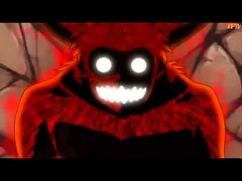 Naruto Kyuubi vs Orochimaru Full Fight English Subbed